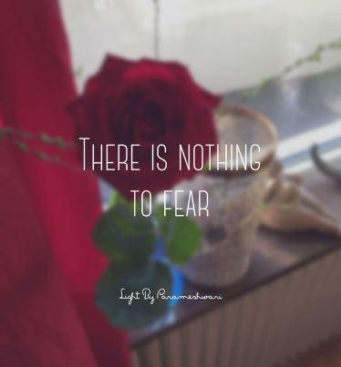 thereisnothingtofear