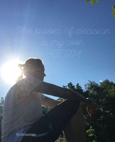 thepowerofdecision